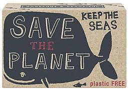 Düfte, Parfümerie und Kosmetik Natürliche Seife Save The Planet mit Brombeer- und Rhabarberduft - Bath House Barefoot And Beautiful Hand Soap Save The Planet Blackberry & Rhubarb
