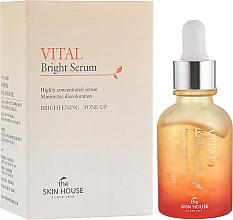 Düfte, Parfümerie und Kosmetik Feuchtigkeitsspendende Gesichtscreme für einen gleichmäßigen Teint - The Skin House Vital Bright Serum
