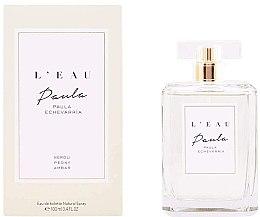 Düfte, Parfümerie und Kosmetik Paula Echevarria Paula L'Eau - Eau de Toilette