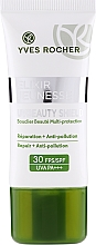 Düfte, Parfümerie und Kosmetik Schützende Tagescreme mit Aphloia-Extrakt SPF 30 - Yves Rocher Elixir Jeunesse UV Beauty Shield SPF30