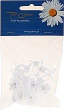 Düfte, Parfümerie und Kosmetik Haarklammern 12 St. 25174 - Top Choice