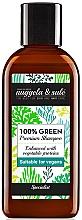 Düfte, Parfümerie und Kosmetik 100% Grünes Shampoo mit Proteinen - Nuggela & Sule 100% Green Shampoo