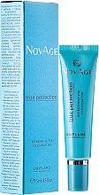 Anti-Falten Augencreme gegen Schwellungen und dunke Ringe - Oriflame NovAge True Perfection Eye Cream — Bild N1