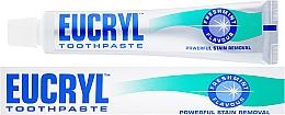 Düfte, Parfümerie und Kosmetik Zahnpasta - Eucryl Freshmint Flavour Toothpaste