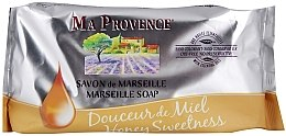 Düfte, Parfümerie und Kosmetik Marseiller Seife mit Honig - Ma Provence Marseille Soap