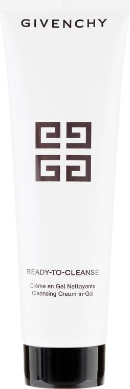 Gesichtsreinigungsgel-Creme - Givenchy Ready-To-Cleanse Gel en Creme Nettoyante — Bild N2
