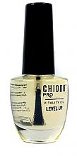 Düfte, Parfümerie und Kosmetik Vitalisierendes Olivenöl für die Nägel Level up - Chiodo PRO