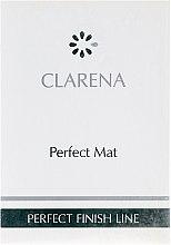 Düfte, Parfümerie und Kosmetik Mattierende Gesichtstücher - Clarena Perfect Mat Mattifying Tissues