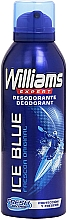 Düfte, Parfümerie und Kosmetik Deospray - Williams Ice Blue Deodorant