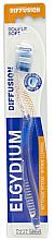 Düfte, Parfümerie und Kosmetik Zahnbürste weich Diffusion blau - Elgydium Diffusion Soft Toothbrush