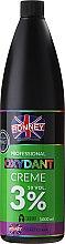 Düfte, Parfümerie und Kosmetik Oxidationscreme 3% - Ronney Professional Oxidant Creme 3%