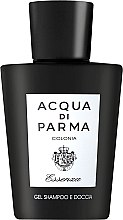 Düfte, Parfümerie und Kosmetik Acqua Di Parma Colonia Essenza - Shampoo und Duschgel für Männer