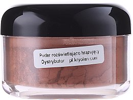 Düfte, Parfümerie und Kosmetik Bronzing Gesichtspuder - Kryolan Bronzing Powder