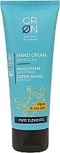 Düfte, Parfümerie und Kosmetik Handcreme mit Algen und Meersalz - GRN Alga & Sea Salt Hand Cream