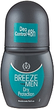 Düfte, Parfümerie und Kosmetik Deo Roll-on - Breeze Roll-On Deodorant Dry Protection
