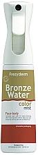 Düfte, Parfümerie und Kosmetik Selbstbräunungsnebel für Gesicht und Körper - Frezyderm Bronze Water Color Mist Face & Body