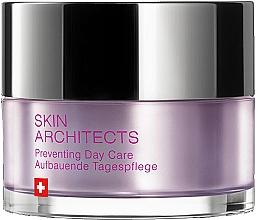 Düfte, Parfümerie und Kosmetik Tagescreme für das Gesicht ohne Paraffine und Parabene - Artemis of Switzerland Skin Architects Preventing Day Care