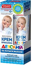 Düfte, Parfümerie und Kosmetik Kinder Wundschutzcreme mit Ziegenmilch - Fito Kosmetik Volksrezepte