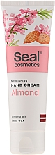 Düfte, Parfümerie und Kosmetik Handcreme mit Mandel - Seal Cosmetics Almond Hand Cream