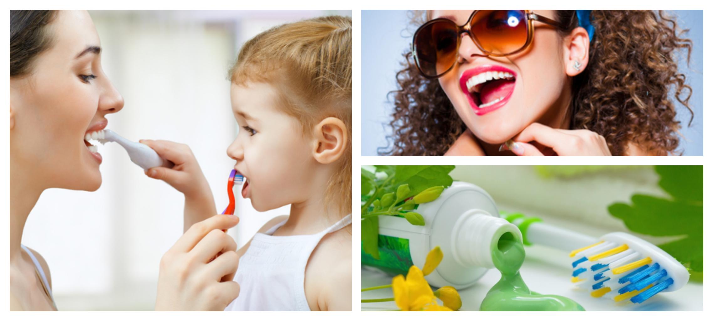 Schöne Zähne - die Waffe der Anziehungskraft!