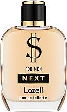 Düfte, Parfümerie und Kosmetik Lazell $ For Men Next - Eau de Toilette