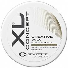 Düfte, Parfümerie und Kosmetik Haarstylingwachs Starker Halt - Grazette XL Concept Creative Wax