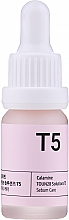 Düfte, Parfümerie und Kosmetik Feuchtigkeitsspendendes und seboregulierendes Gesichtsserum mit Calamine - Toun28 T5 Calamine Serum