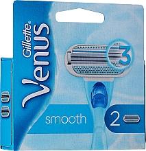 Düfte, Parfümerie und Kosmetik Ersatzklingen 2 St. - Gillette Venus