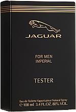 Düfte, Parfümerie und Kosmetik Jaguar Imperial for Men - Eau de Toilette (Tester ohne Deckel)