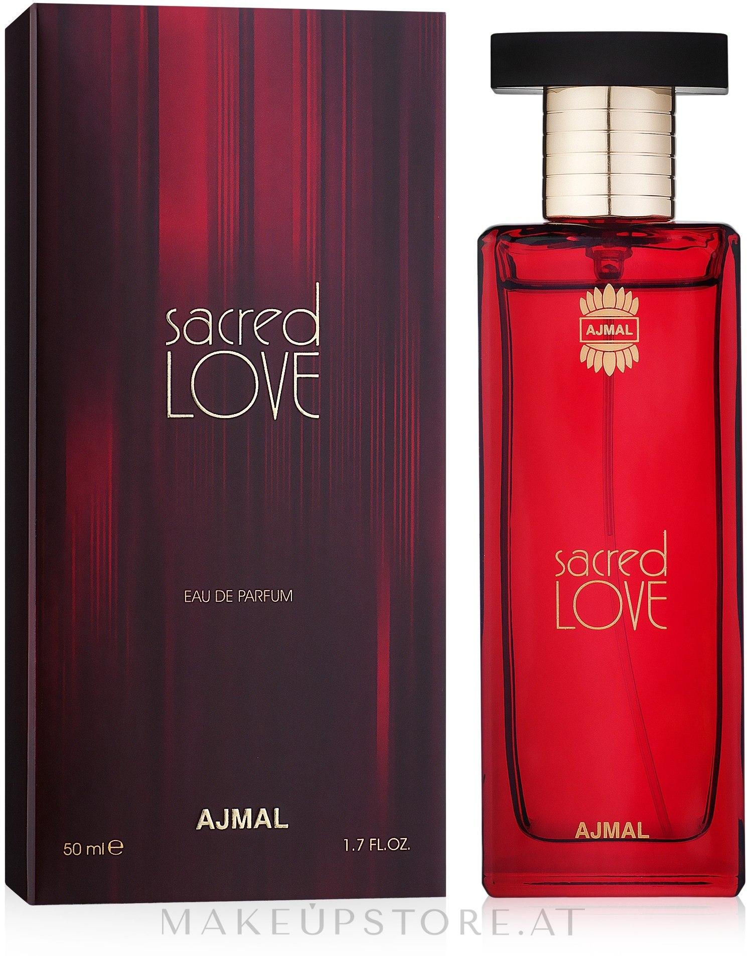 Ajmal Sacred Love - Eau de Parfum — Bild 50 ml