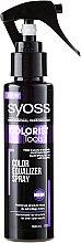 Düfte, Parfümerie und Kosmetik Haarspray für coloriertes Haar - Syoss Colorist Tools Color Equalizer Spray