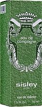 Düfte, Parfümerie und Kosmetik Sisley Eau De Campagne - Eau de Toilette