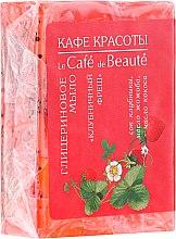 "Düfte, Parfümerie und Kosmetik Glyzerinseife ""Strawberry Fresh"" - Le Cafe de Beaute Glycerin Soap"