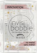 Düfte, Parfümerie und Kosmetik Haarspange Transparenter Glitzer - Invisibobble Waver Sparks Flying