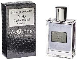 Düfte, Parfümerie und Kosmetik Revarome Private Collection No.43 Cedar Blend - Eau de Toilette