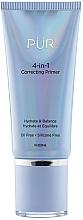 Düfte, Parfümerie und Kosmetik Gesichtsprimer - Pur 4-In-1 Correcting Primer Hydrate & Balance
