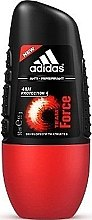 Düfte, Parfümerie und Kosmetik Adidas Team Force - Roll-on Antiperspirant Deodorant