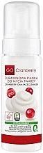 Düfte, Parfümerie und Kosmetik Gesichtsreinigungsschaum mit Cranberry-Extrakt - GoCranberry