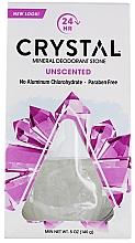 Düfte, Parfümerie und Kosmetik Deodorant - Crystal Body Rock
