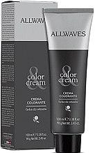 Düfte, Parfümerie und Kosmetik Professionelle Haarfarbe - Allwaves Cream Color