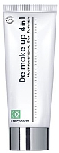 Düfte, Parfümerie und Kosmetik 4in1 Reinigungsmilch für Gesicht, Hals und Augen - Frezyderm De-Make Up 4 in 1