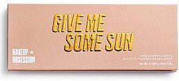 Düfte, Parfümerie und Kosmetik Bronzer-Palette - Makeup Obsession Give Me Some Sun