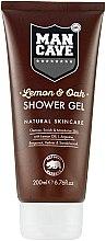 Düfte, Parfümerie und Kosmetik Duschgel - Man Cave Lemon & Oak Shower Gel