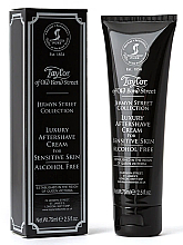 Düfte, Parfümerie und Kosmetik Taylor of Old Bond Street Jermyn Street Aftershave Cream - Luxuriöse After Shave Creme für empfindliche Haut