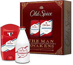 Düfte, Parfümerie und Kosmetik Körperpflegeset - Old Spice Whitewater Vintage (Deostick 50ml + After Shave Lotion 100ml)