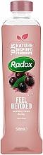 Düfte, Parfümerie und Kosmetik Badeschaum mit Acai-Beerenduft und Ton - Radox Feel Detoxed Bath Soak