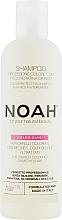 Düfte, Parfümerie und Kosmetik Farbschützendes Shampoo mit Phytokeratin aus Reis für coloriertes und strapaziertes Haar - Noah