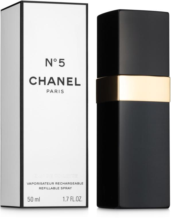 Chanel N5 - Eau de Toilette (Nachfüllbarer Parfümzerstäuber) — Bild N1