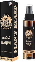 Düfte, Parfümerie und Kosmetik Aufweichendes und schützendes Bartöl - Man's Beard Huile De Barbe