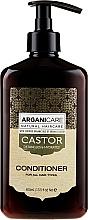 Düfte, Parfümerie und Kosmetik Pflegende Haarspülung zum Haarwachstum mit Rizinusöl - Arganicare Castor Oil Conditioner